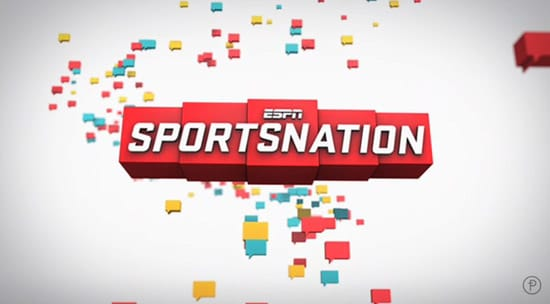ESPN Sports Nation Prologue