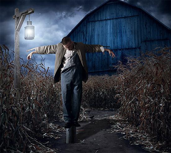 Human Scarecrow – Manipulation Tutorial