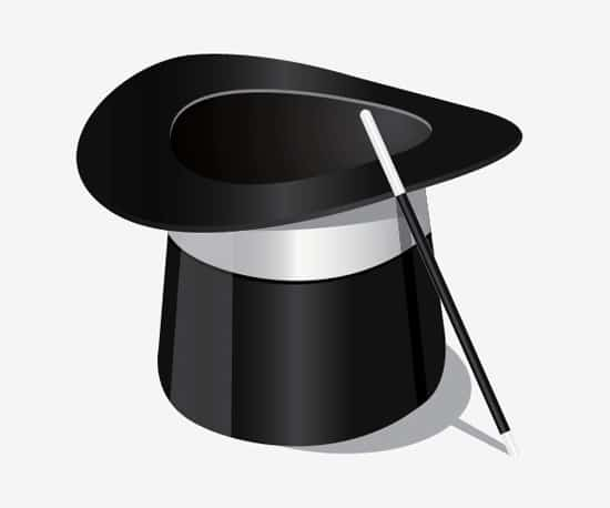 Draw a Magician's Hat in Illustrator