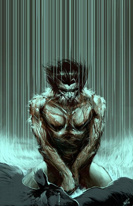 Wolverine - 08 by jeff simpsonkh