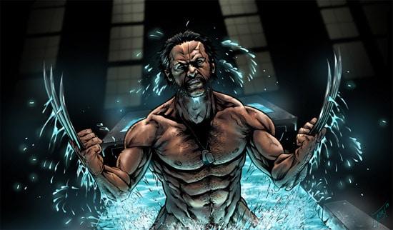 Wolverine Origin - MOVIE - by djinn-world