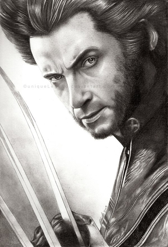 Wolverine by Unique Legend
