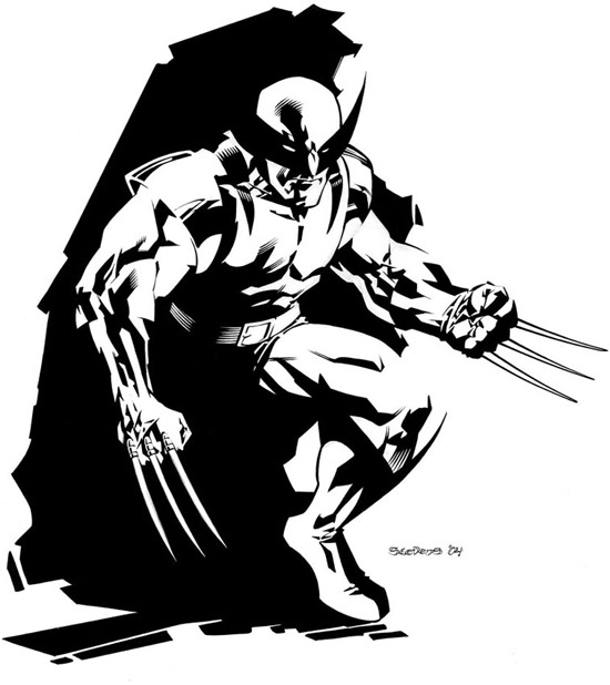 Wolverine by chriss2d