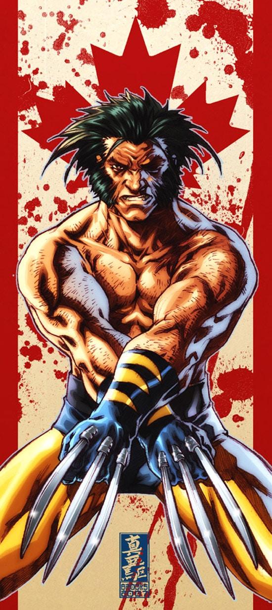 Wolverine by diablo2003