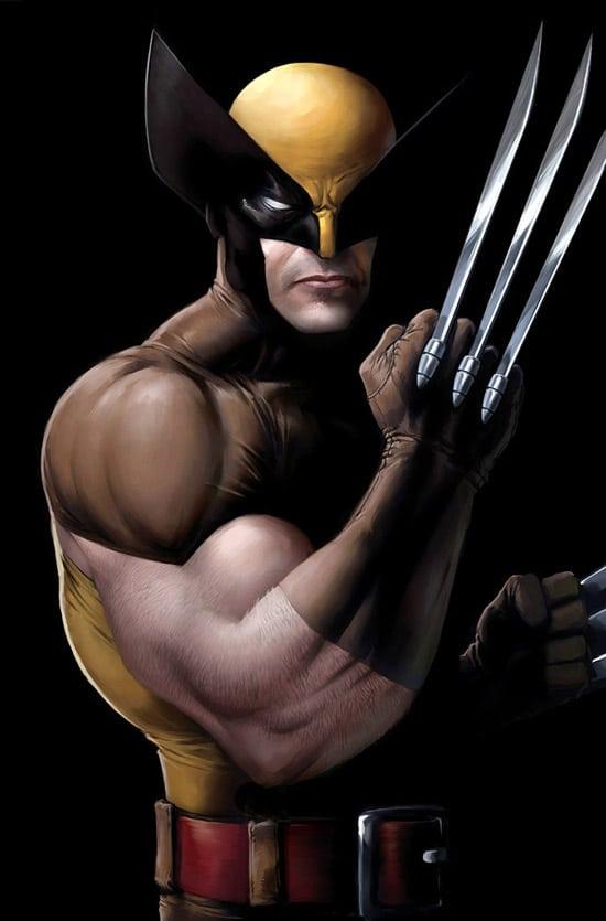 Classic Wolverine by JPRart