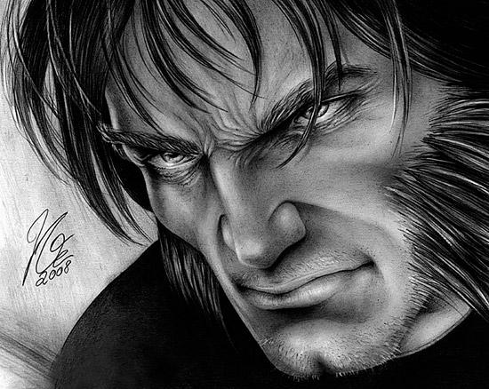 Wolverine by Haliestra