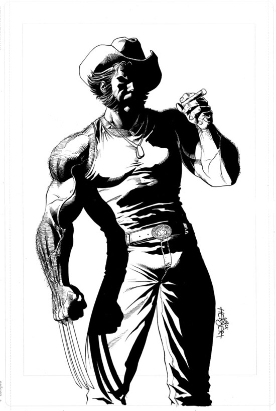 Wolverine by Jackson Herbert