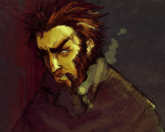 Wolverine by Elvire