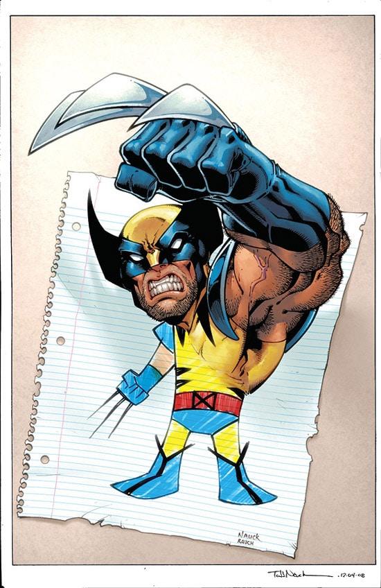 Wolverine by EraserX