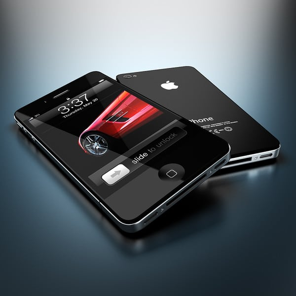 new iPhone 4 and iPhone 4S cell phone by Leeift