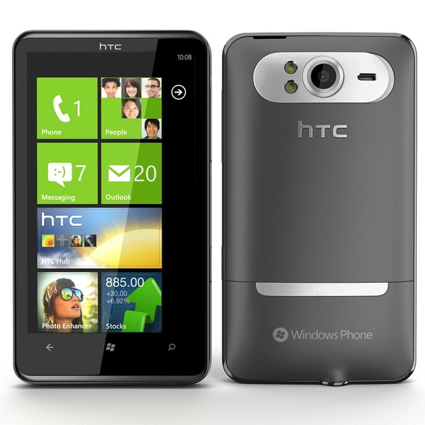 HTC HD 7 by Artem_Shvetsov