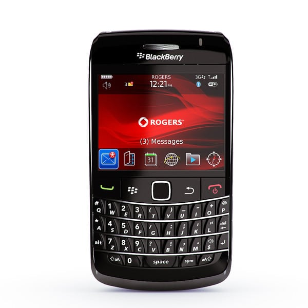 BlackBerry Bold 9700 9780 by iljujjkin