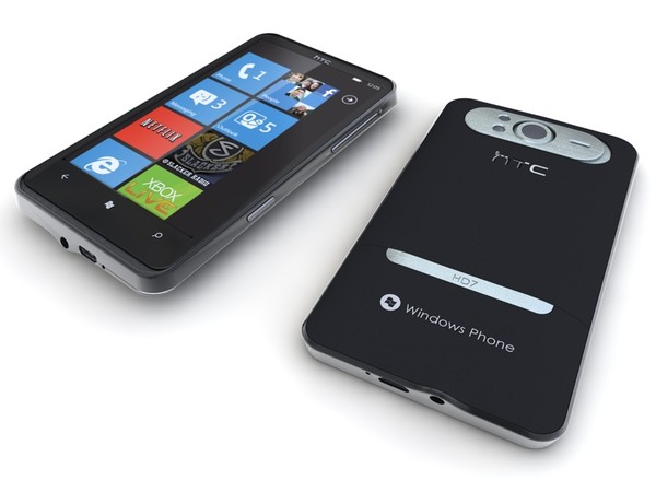 HTC HD7 Windows Phone 7 Cellphone - SO... by N.DESIGN