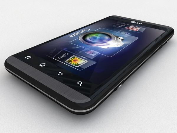 LG OPTIMUS 3D P920 by N.DESIGN