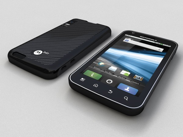 MOTOROLA ATRIX 4G by N.DESIGN