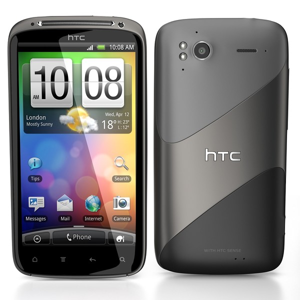 HTC Sensation by Artem_Shvetsov