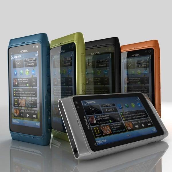 Nokia N8 by sweiry_tv