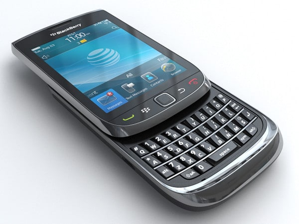 BlackBerry Torch 9800 by cgmobile