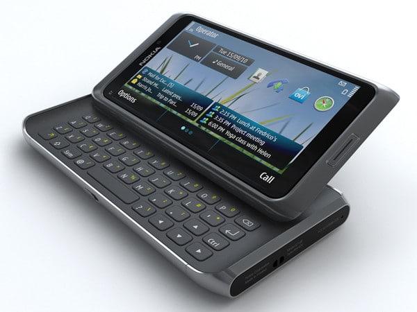 Nokia E7 by cgmobile