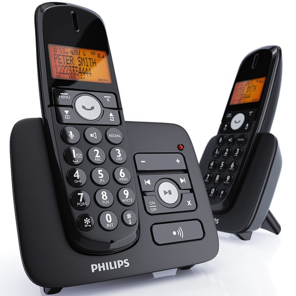 Philips XL Cordless phone XL3752B by iljujjkin