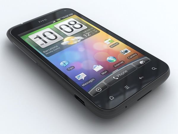 HTC Incredible S by cgmobile