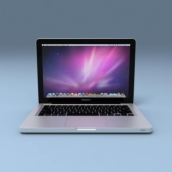 Apple MacBook Pro 13 by Lauranar