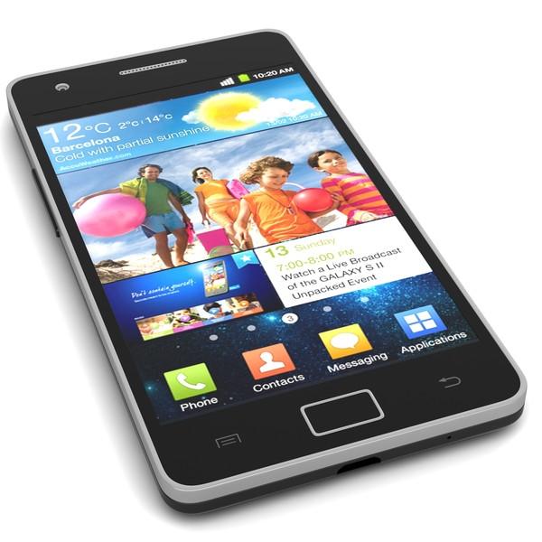 Samsung Galaxy S II I9100 by ThePeriphery