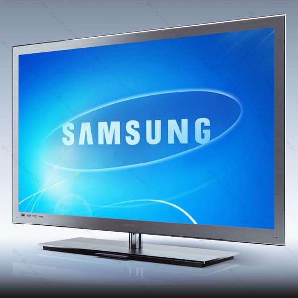 Samsung LED TV 9000 and Remote RMC30C2 by iljujjkin
