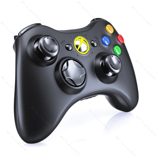 Xbox 360 wireless controller by iljujjkin