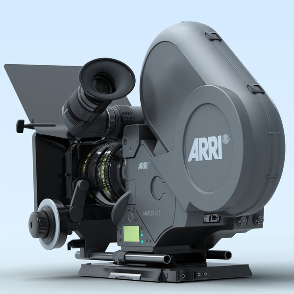 ARRIFLEX 435 Extreme Film Camera by 3DLocker