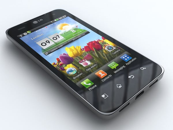 LG Optimus 2x P900 by cgmobile