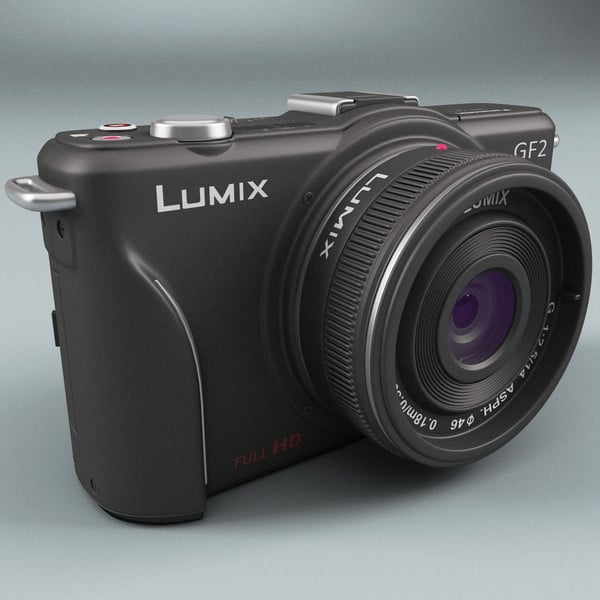 Panasonic Lumix DMC-GF2 by 3d_molier