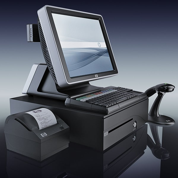 Hewlett Packard HP AP5000 All-in-One by iljujjkin