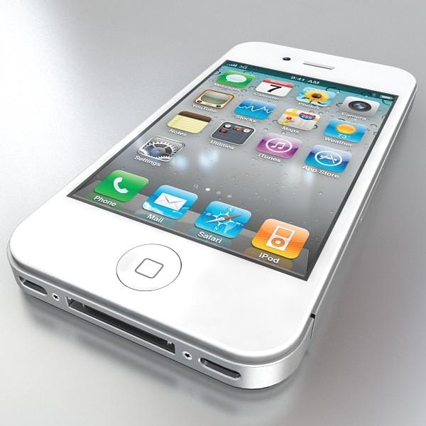 Apple iPhone 4 by Artem_Shvetsov