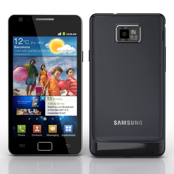 Samsung Galaxy S2 I9100 by Artem_Shvetsov