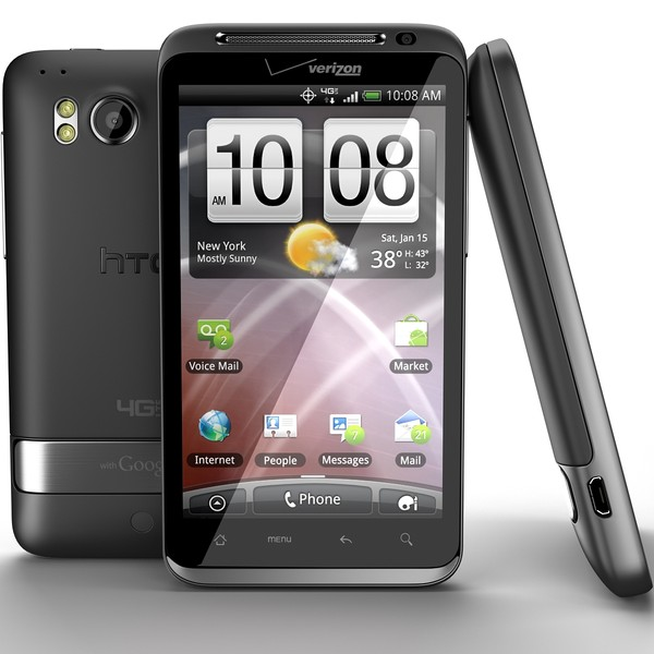 HTC Thunderbolt by Artem_Shvetsov