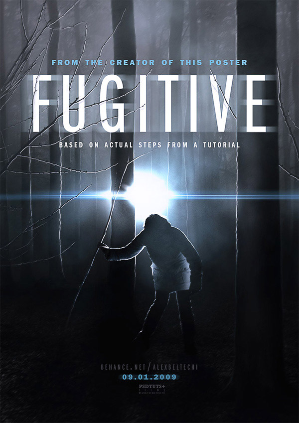 Movie Poster - Fugitive