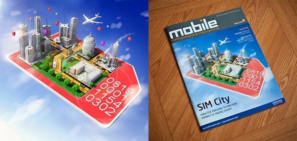Informa Telecoms SimCity
