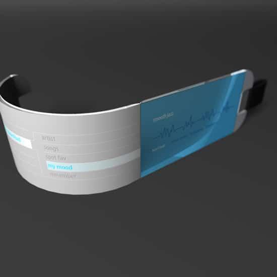 Future Mobile Music Concept