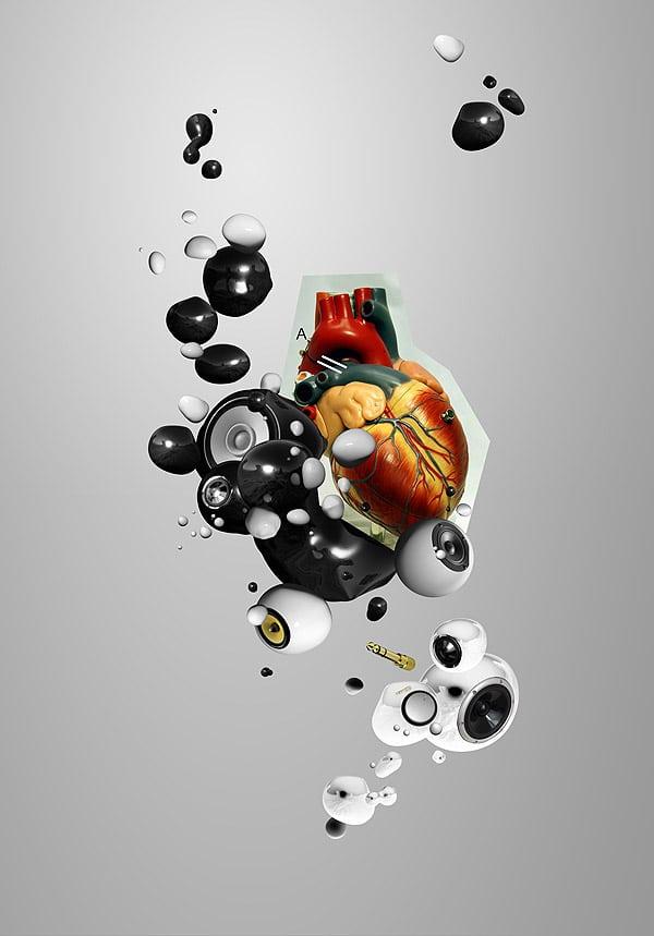 Monroe 3000, Heart Beats