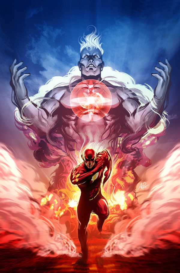 Captain Atom - Issue 3