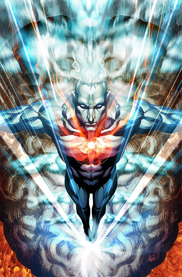 Captain Atom - Issue 2
