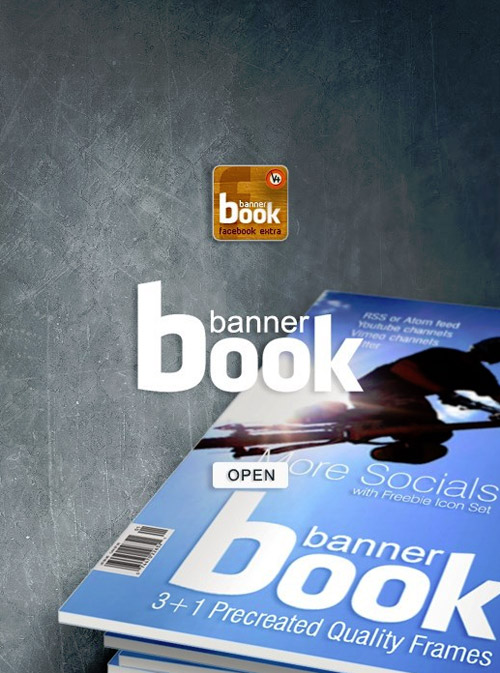 Book – Facebook Fan Page Themes-RSS