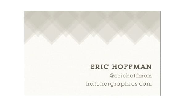 Design A Patterned Business Card In Photoshop