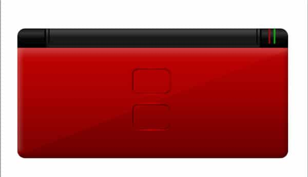 Create A Nintendo DS In Photoshop