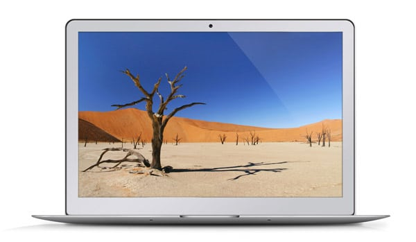 Create a Realistic MacBook Air in Photoshop
