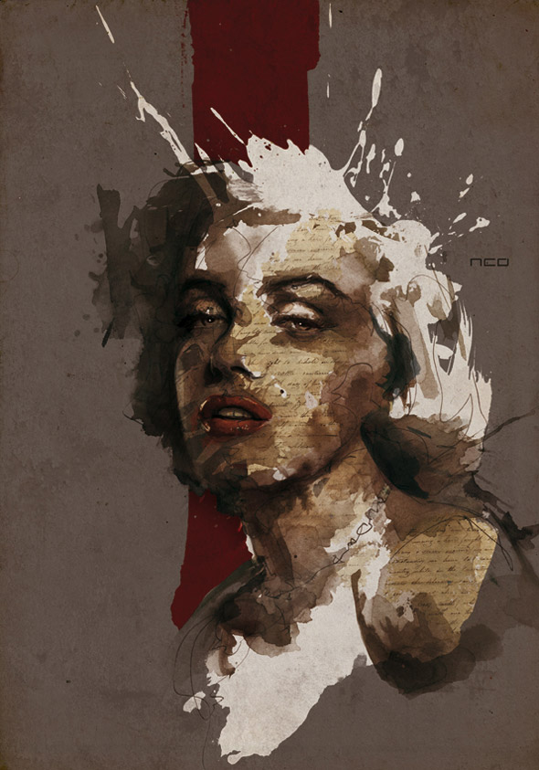 Florian Nicolle: Artist Of The Day - designrfix.com