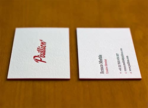 Business Card for: Pixillion