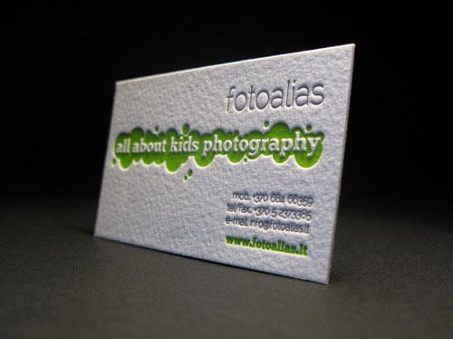Business Card for: FOTOALIAS