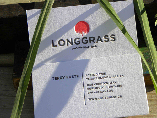 Business Card for: Longgrass